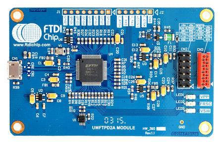 UMFTPD2A, FUTURE TECHNOLOGY DEVICES INTERNATIONAL LTD.